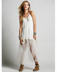Free People Crystal Vision Maxi - Lyst