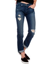 3x1 Wm3 Retro Straight Leg Jean - Lyst