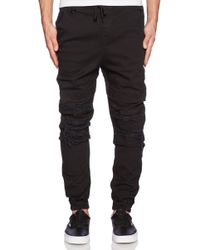 Publish Black Max Jogger - Lyst