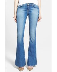 Hudson 'Mia' Flare Jeans - Lyst