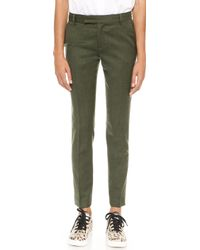 Marc By Marc Jacobs Junko Pants  - Lyst