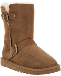 Ugg 'Classic Short Dylyn' Boot - Lyst