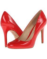 Jessica Simpson Red Rachel - Lyst