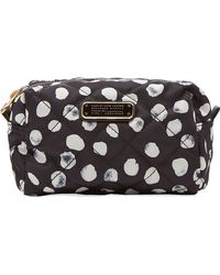Marc By Marc Jacobs Printed Cosmetic Case - Lyst