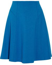 Jason Wu Stretchponte Skirt - Lyst