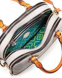 orYANY - Leslie Colorblock Satchel Bag - Lyst