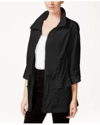 Style & Co. - Hooded Anorak Jacket, Only At Macy's - Lyst