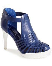 BCBGMAXAZRIA 'Prestin' Platform Sandal - Lyst