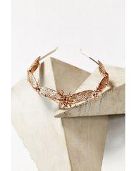 Eugenia Kim Milou Headband - Lyst