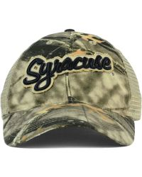 Legacy Athletic - Syracuse Orange Lost Camo Script Trucker Cap - Lyst