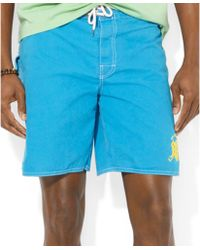Ralph Lauren Polo Sanibel Mallets Swim Trunks - Lyst