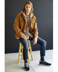 Vans Edict Shirt Jacket - Lyst