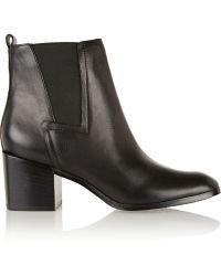 Pour La Victoire Fara Leather Ankle Boots - Lyst