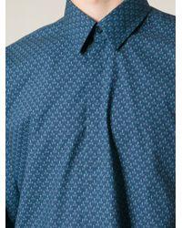 Fendi Bugs Print Shirt - Lyst