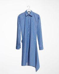 Vetements | Pinstripe Shirt Dress | Lyst