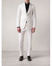 Moschino - Tailored Suit - Lyst