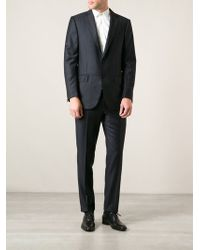 Ermenegildo Zegna Black Dinner Suit - Lyst