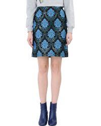 Mary Katrantzou   Knee Length Skirt   Lyst