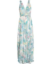girl. by Band of Outsiders Long Dress - Lyst