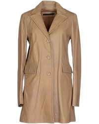 Lucchese - Overcoat - Lyst