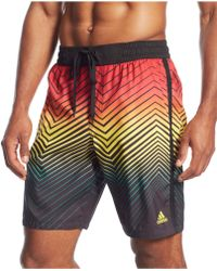 "Adidas Energy V Printed 9"" Volley Shorts - Lyst"