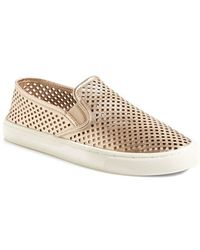 Tory Burch 'Jesse' Perforated Sneaker - Lyst