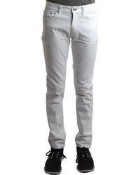 BLK DNM Blkdnm Jeans 5 In Astor White white - Lyst