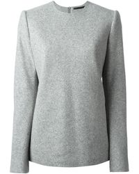 Haider Ackermann Top Savoia Cloud - Lyst