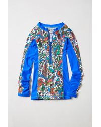 Anthropologie Mix Match Rashguard - Lyst