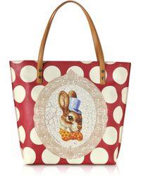 Vivienne Westwood | Bunny Print Tote Bag | Lyst