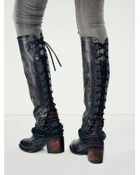 Freebird by Steven Womens Coal Tall Boot - Lyst