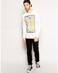 Asos Breaking Bad Crew Sweat - Lyst