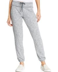 Calvin Klein Performance Space-dye Sweatpants - Lyst