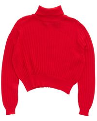Rachel Comey Cropped Pullover - Lyst