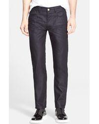 Marc Jacobs Men'S 'Campan-Yo' Straight Leg Jeans - Lyst