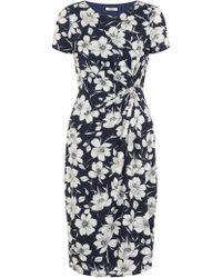 Precis Petite - Floral Printed Dress - Lyst