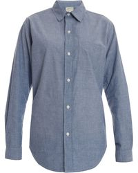 Current/Elliott The Prep School Shirt - Lyst