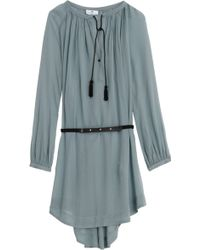 Day Birger Et Mikkelsen Day Sweep Neck Tie Tunic - Lyst