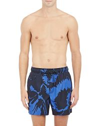 Rag & Bone - Men's Floral Swim Trunks - Lyst