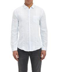 John Varvatos Slim-Fit Shirt - Lyst