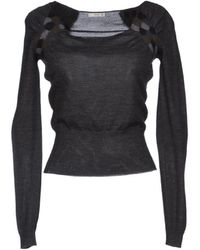 Prada Long Sleeve Sweater - Lyst