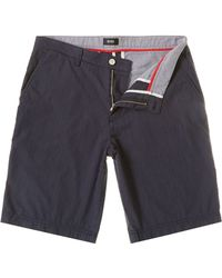 Hugo Boss Pinstripe Short - Lyst
