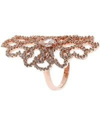 Carat* | Godiva Cocktail Ring | Lyst