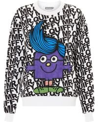 House Of Holland Mr Men Sweatshirt - Lyst