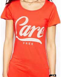 Zoe Karssen Care Free Loose Fit Tshirt with Short Sleeves - Lyst