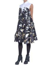 Kenzo Sleeveless-Dress - Lyst