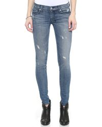 Ksubi Skinny Pins Jeans - Listen Up - Lyst