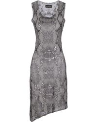 Zadig & Voltaire Knee-Length Dress - Lyst