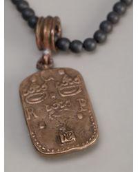 Roman Paul - Cross Necklace - Lyst
