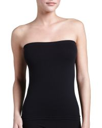 Wolford Fatal Strapless Top - Lyst